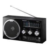 ราคา Panasonic Rf 800Uga K วิทยุทรานซิสเตอร์ รุ่น Retro Design รองรับ Usb รับสัญญาณ Mp3 Fm Mw Sw สีดำ Panasonic Thailand