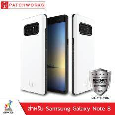 ซื้อ Patchworks Itg Level Case สำหรับ Samsung Galaxy Note 8 Military Grade Patchworks เป็นต้นฉบับ
