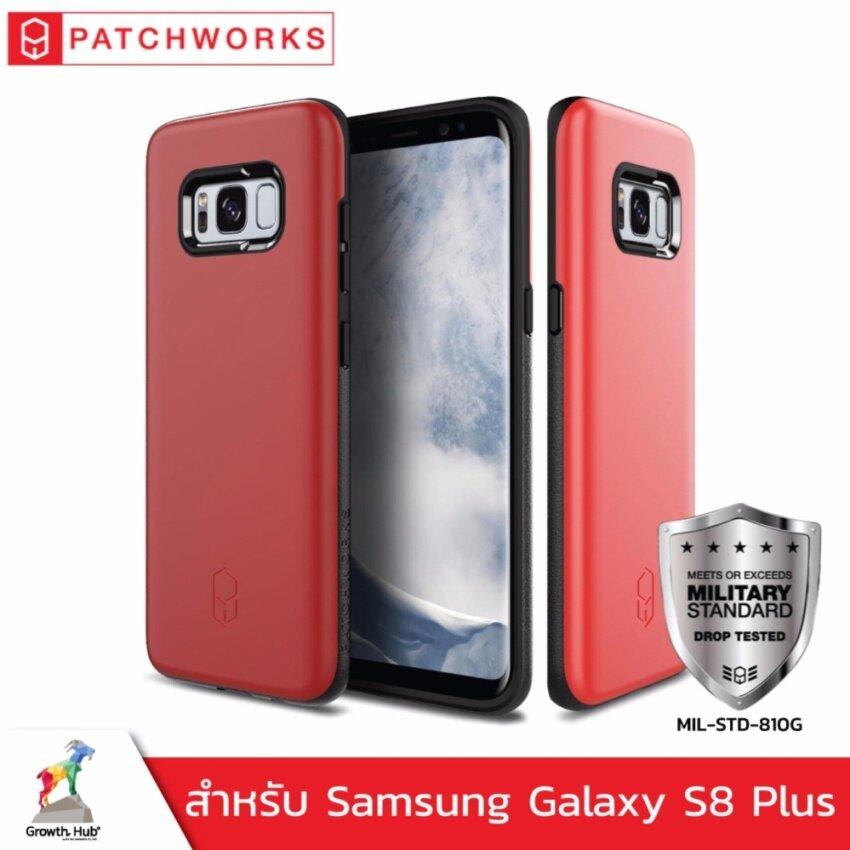 Patchworks ITG LEVEL Case สำหรับ Samsung S8 Plus Military Grade