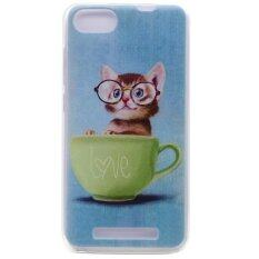 Pattern Printing TPU Back Case for Wiko .