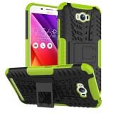 ขาย ซื้อ Pc Tpu Anti Slip สำหรับ Asus Zenfone Max Zc550Kl สีเขียว N นานาชาติ
