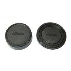 Pcc ชุดฝาปิดกล้องและท้ายเลนส์ Nikon กล้อง อุปกรณ์เสริมกล้อง.
