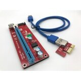 ส่วนลด Pci E Pci Express Riser 1X To 16X Usb 3 With Power Converter Card X1 Item Riser Card กรุงเทพมหานคร