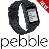 ขาย Pebble 2 Heart Rate Smart Watch Black Black Intl Pebble เป็นต้นฉบับ