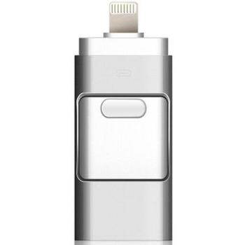 ซื้อที่ไหน Pen Drive for Apple Iphone 6s USB Flash Drive 128GB USB Stick Andorid OTG