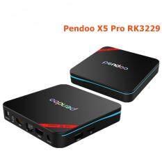 ซื้อ Pendoo X5 Pro Rk3229 Quad Core Ram 1Gb Rom 8Gb 4K Android Tv Box Pendoo ถูก