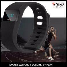 PGM นาฬิกาสุขภาพอัจฉริยะ ติดตามกิจกรรม Bluetooth Smart Watch รุ่น TW64