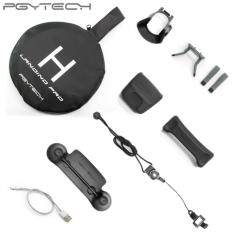 Pgytech Accessories Combo For Mavic Pro Platinum Landing Pad Control Stick Protector Lens Hood Propeller Holder Landinggear ใหม่ล่าสุด