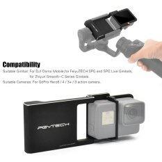 โปรโมชั่น Pgytech แผ่นอแดปเตอร์ สำหรับกล้อง Gopro Hero5 4 3 Camera ชิลี