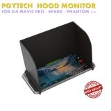 ราคา Pgytech บังแดดมอนิเตอร์สำหรับ Dji Mavic Pro Dji Mavic Air Dji Spark Dji Phantom 3 4 Dji Osmo L121 Pgytech เป็นต้นฉบับ