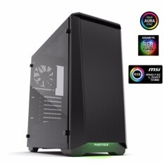 โปรโมชั่น Phanteks Eclipse P400 Satin Black Tempered Glass Mid Tower ใน ระยอง