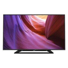 ราคา Philips Led Digital Tv 50 นิ้ว รุ่น 50Pft5100S 98 Black ใหม่ล่าสุด