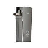 ซื้อ Pisen แบตเตอรี่สำรองพร้อมปลั๊กชาร์จไฟในตัว 5000 Mah High Power Box รุ่น Ts D082 สีซิลเวอร์ ออนไลน์