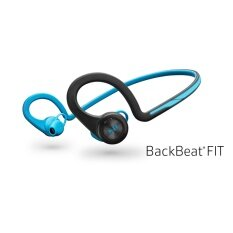 Plantronics หูฟังบลูทูธ รุ่น BackBeat fit /Power [Blue]