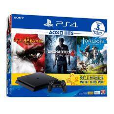 PlayStation 4 [500GB Hits Bundle]  (ASIA)