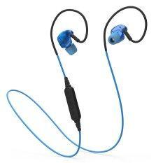 ราคา Plextone Bx240 ชุดหูฟังไร้สายบลูทูธในหู สีน้ำเงิน ระหว่างประเทศ