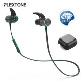 ราคา Plextone Bx343 Sport Ipx5 Waterproof Dual Battery Magnetic Wireless Bluetooth Earphone With Mic Intl เป็นต้นฉบับ