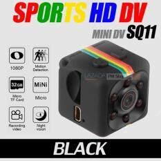 PM กล้องมินิ Camera Sports HD DV mini SQ11  Camera Full HD