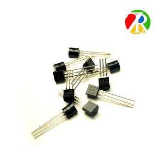 ทรานซิสเตอร์ ชนิด PNP เบอร์ BC557 TO92 DIP PNP Switching and Amplifier Transistors 10 ตัว/1 ชุด