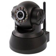 Pnp Cam Ip Camera Full Hd กล้องวงจรปิดไร้สาย - Black By Super It.