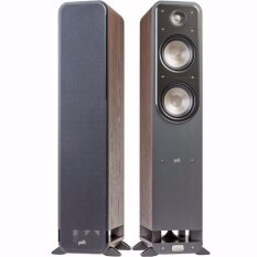ส่วนลด Polk Audio Signature S55 Walnut Set Pack 2 Polk Audio