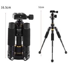 ราคา Portable Camera Tabletop Tripod With Ballhead And Protect Bag For Cameras Phones Intl Unbranded Generic ใหม่