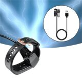 ซื้อ Portable Data Sync Charging Cable Cradle Clip Charger For Garmin Vivosmart 3 Intl Unbranded Generic ออนไลน์
