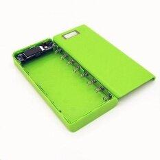 ขาย Portable External Dual Usb Power Bank Box Diy 8 Slot 18650 Battery Case Shell Intl ใหม่