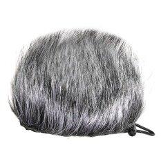 ขาย แบบพกพา Furry Recorder กระจกหน้ารถ M*ff Fur Windshield Wind M*ff สำหรับซูม H1 H2N H4N Q3 Q3Hd Sony D50 จีน ถูก