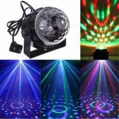 ขาย ซื้อ Portable Led Disco Party Magic Stage Ball Light Lamp With Remote Control Light Intl จีน