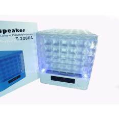 ขาย Portable Mini Speaker T 2086A ลำโพงบลูทูธ Mini Speaker