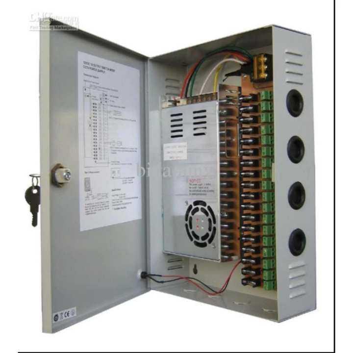 โปรโมชั่น DVE Adapter AC-DSA-12PFA-09 FUS 12V -1 0A  อแดปเตอร์12V