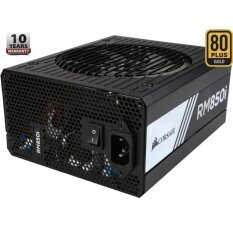 POWER SUPPLY (อุปกรณ์จ่ายไฟ) CORSAIR 850W RM850I [CP-9020083-NA] (80+ GOLD) - 10 YEARS WARANTY (BY SCANNER,BANLEAON)