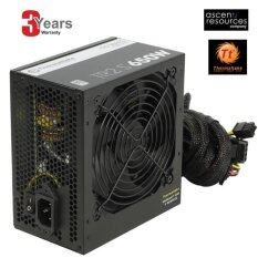 POWER SUPPLY THERMALTAKE 650W TR2 S (80+ WHITE)-3 YEARS(By Thermaltake ,ARC ServiceCenter)