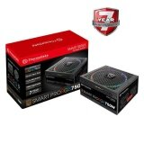 ซื้อ Power Supply Thermaltake Smart Pro Rgb 750W Smart Zero Fan 80 Plus Bronze Full Modular 7 Years Waranty ถูก