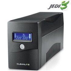 POWERMATIC CLEANLINE MD-1000V UPS 1000VA/550W