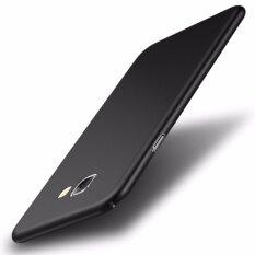 โปรโมชั่น Premium Pc Material Slim Full Protection Back Cover Case For Samsung Galaxy A7 2016 Intl ใน จีน