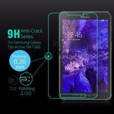 ราคา ราคาถูกที่สุด Premium Tempered Glass For Samsung Galaxy Tab Active Lte T365 T360 Screen Protector Protective Film 8 Tablet Guard Intl