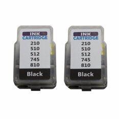 ทบทวน ที่สุด Pritop Canon Ink Cartridge Pg810 Pg 810 Pg 810 2 Pack For Printer Canon Inkjet Mp237 Ip2770 Mx347 Mx357 Mx328 Mp287 Mp497 Mp366 Mx416 Mx426 Mp245 Mp486 Mx338 Mp496 Mp258