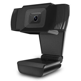 Pro อุปกรณ์เสริมคอมพิวเตอร์ STW 12 เมตรกล้องเว็บแคมเว็บแคม USB 2.0 HD A870 พร้อม MIC 640X480 วิดีโอบันทึกคลิปออนโฟกัสอัตโนมัติสำหรับคอมพิวเตอร์ PC แล็ปท็อป Skype MSN (สี: สีดำ)