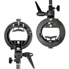 ขาย Pro Godox S Type Bracket Bowens Mount Holder For Speedlite Flash Snoot Softbox Intl ใหม่