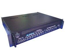 Proeuro Tech เครื่องขยายเสียง คาราโอเกะ USB MP3 790วัตต์ SUB OUTรุ่นM-79