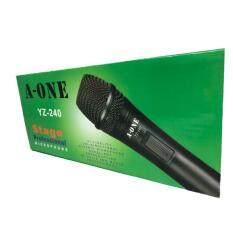 ไมค์พร้อมสาย ไมโครโฟน ร้องเพลง พูด คาราโอเกะ Professional Dynamic Microphone Live กรุงเทพมหานคร
