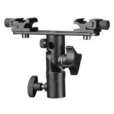 Professional Universal E Type กล้องแฟลช Speedlite Mount   ขาตั้งยึดกับรองเท้าคู่ร่มติดตั้งซ็อกเก็ต.