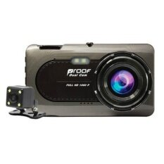 Proof Car Cam กล้องติดรถยนต์ หน้า-หลัง รุ่น PF720