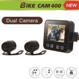 ขาย Proof กล้องติดรถมอร์เตอร์ไซค์หน้า หลัง Bike Cam 400 พร้อมหน้าจอแสดงผล เป็นต้นฉบับ