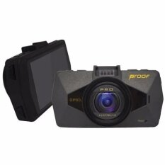 ขาย Proof Pf510 กล้องติดรถยนต์ Super Hd With Gps Black ถูก