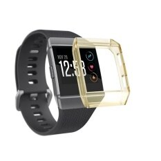 ราคา Protective Transparent Tpu Skin Case Shell Cover For Fitbit Ionic Smartwatch Intl ใหม่