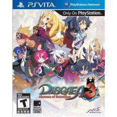 PS Vita Disgaea 3: Absence (US)