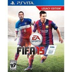 PS Vita FIFA 15 [Legacy Edition] (US)